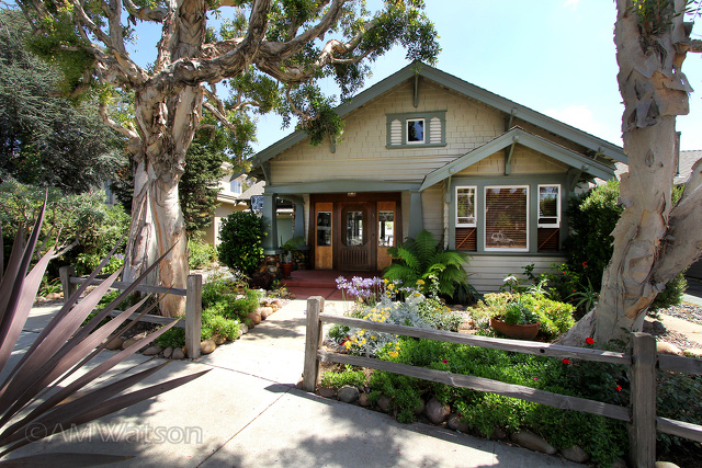 Mission Hills Craftsman Home